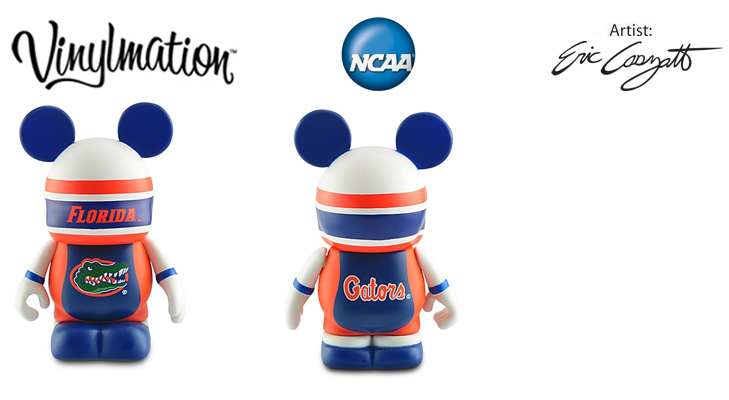 Vinylmation Open And Misc College Florida Gators