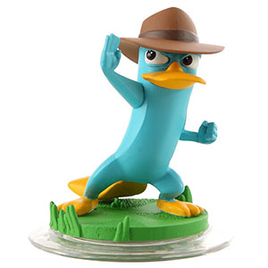Disney Infinity Figures Phineas and Ferb