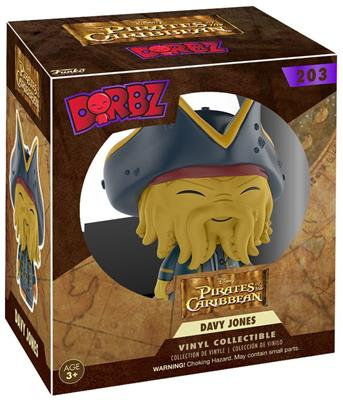 Dorbz Movies Davy Jones Stock