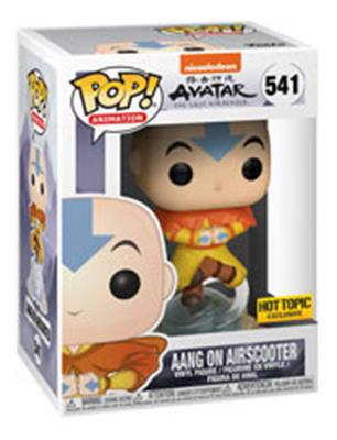 Funko Pop! Animation Aang on Airscooter Stock