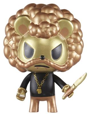 Tokidoki Royal Pride Series 1 John Bronson (Golden)