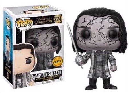 Funko Pop! Disney Captain Salazar (Dead) Stock Thumb