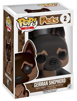 Funko Pop! Pets German Shepherd Stock