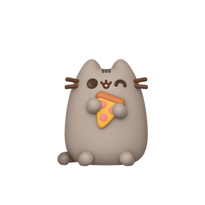 Funko Pop! Other Pusheen with Pizza
