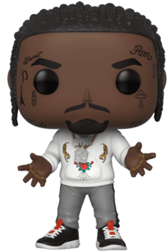 Funko Pop! Rocks Offset