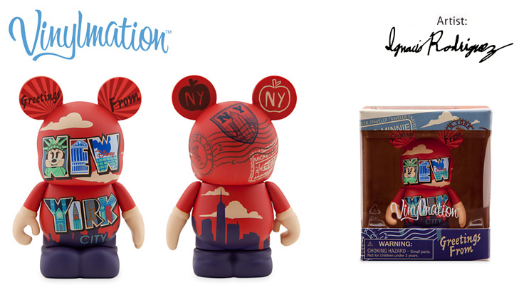 Vinylmation Open And Misc City New York City