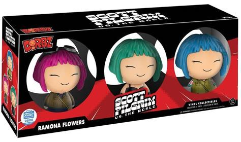 Dorbz Movies Ramona Flowers (3-Pack) Stock