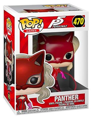 Funko Pop! Games Panther Stock