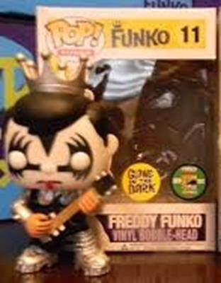 Funko Pop! Freddy Funko The Demon (Glow in the Dark)