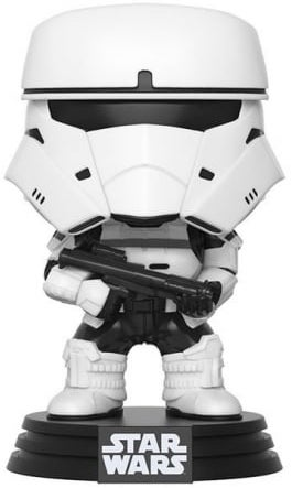 Funko Pop! Star Wars Combat Assault Tank Trooper