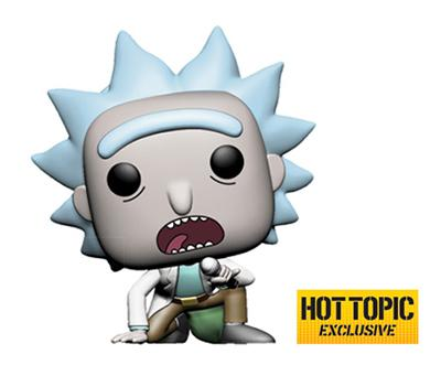 Funko Pop! Animation Get Schwifty Rick Icon