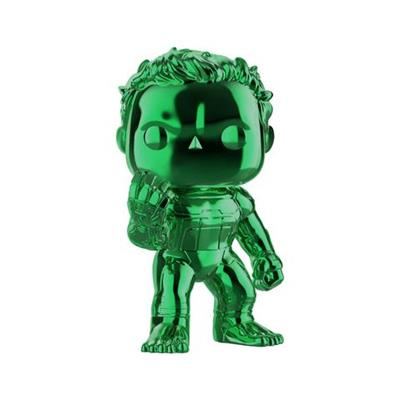 Funko Pop! Marvel Hulk Chrome (Green)