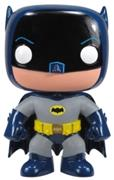 Funko Pop! Heroes Batman (Classic TV) - Metallic
