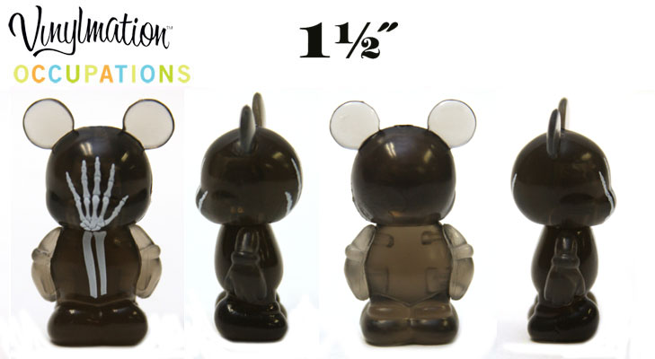 Vinylmation Open And Misc Occupations Jr. x-Ray