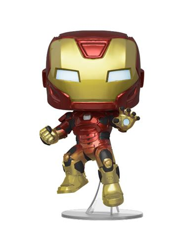 Funko Pop! Games Iron Man  (Gamerverse)
