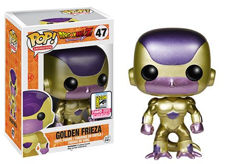Funko Pop! Animation Frieza (Golden)