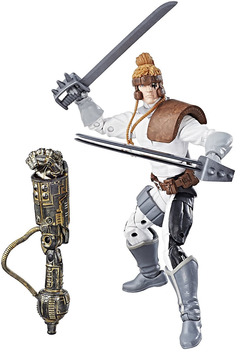 Marvel Legends Warlock Series Shatterstar Stock Thumb