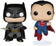 Funko Pop! Heroes Batman vs Superman