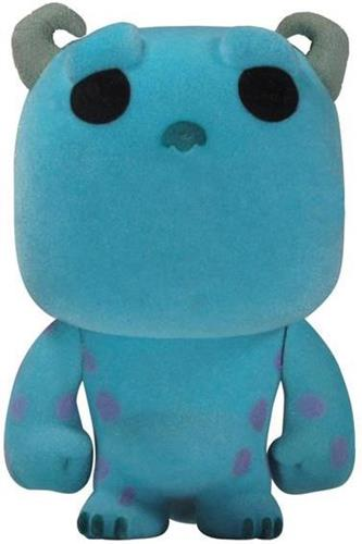 Funko Pop! Disney Sulley (Flocked)