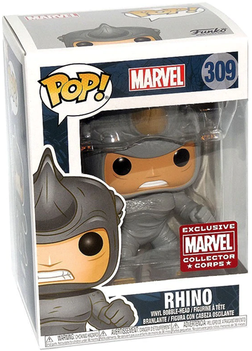 Funko Pop! Marvel Rhino Stock