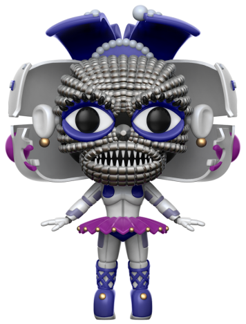 Funko Pop! Games Ballora (Springtrap) - CHASE Icon
