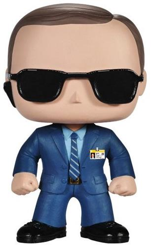 Funko Pop! Marvel Agent Coulson