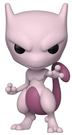 Funko Pop! Games Mewtwo Icon