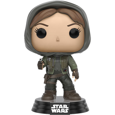 Funko Pop! Star Wars Jyn Erso (Hood)