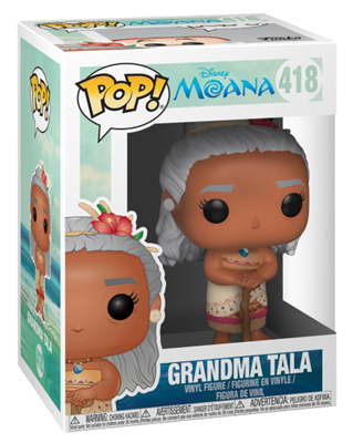 Funko Pop! Disney Grandma Tala Stock