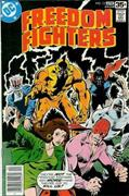 DC Comics Freedom Fighters (1976) Freedom Fighters (1976) #13