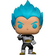 Funko Pop! Animation Vegeta (Super Saiyan God Super Saiyan) (Metallic)
