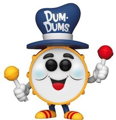 Funko Pop! Ad Icons Dum-Dums Drum Man