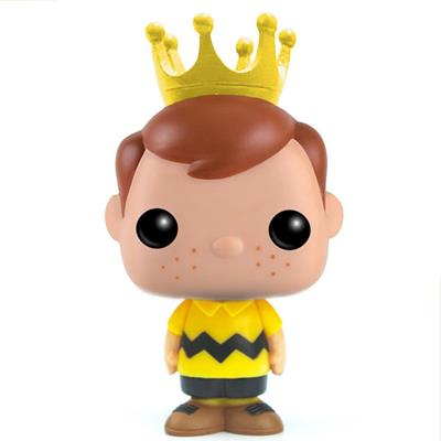 Funko Pop! Freddy Funko Charlie Brown