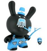 "Kid Robot 8"" Dunnys Uncle Bucky"