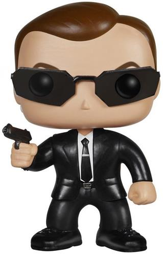 Funko Pop! Movies Agent Smith Icon