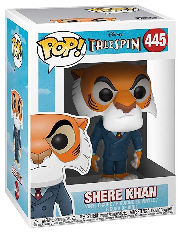Funko Pop! Disney Shere Khan Stock