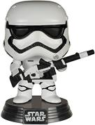 Funko Pop! Star Wars First Order Stormtrooper (Heavy Artillery)