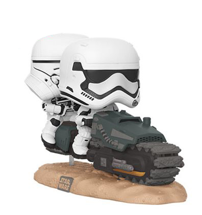 Funko Pop! Star Wars First Order Tread Speeder