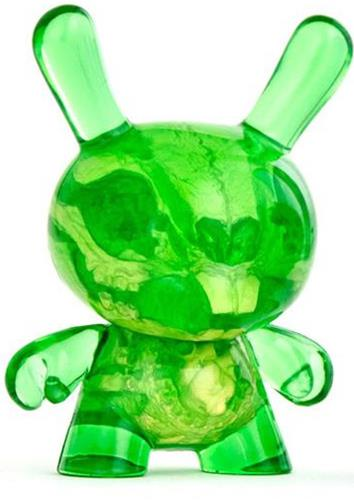 "Kid Robot 5"" Dunnys Infected (Sour Apple)"