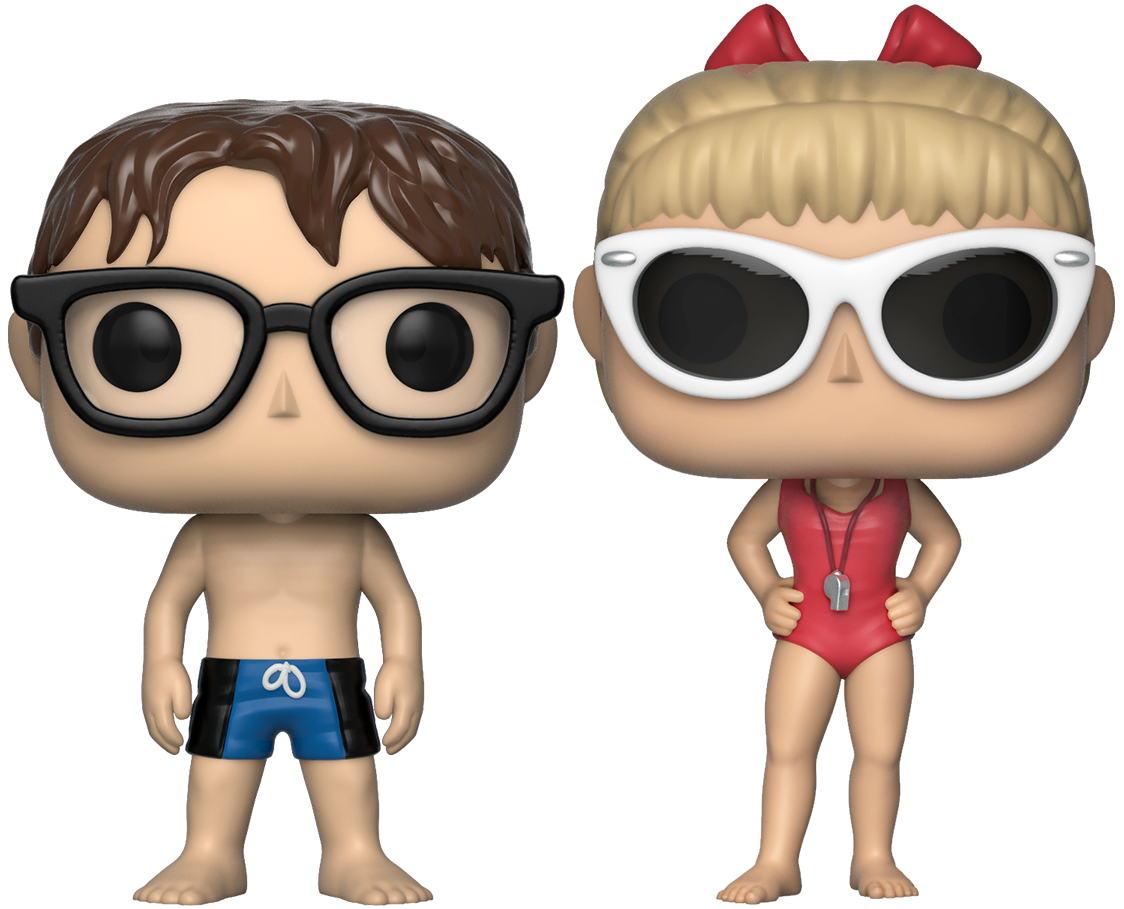 Funko Pop! Movies Squints & Wendy Peffercorn