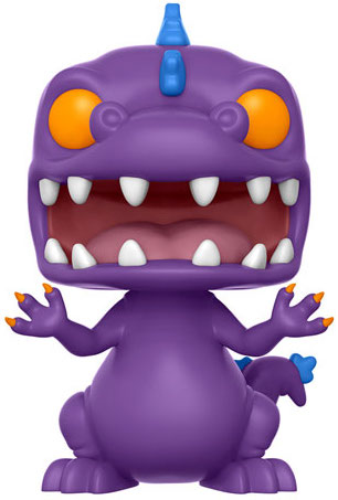 Funko Pop! Animation Reptar (Chase)