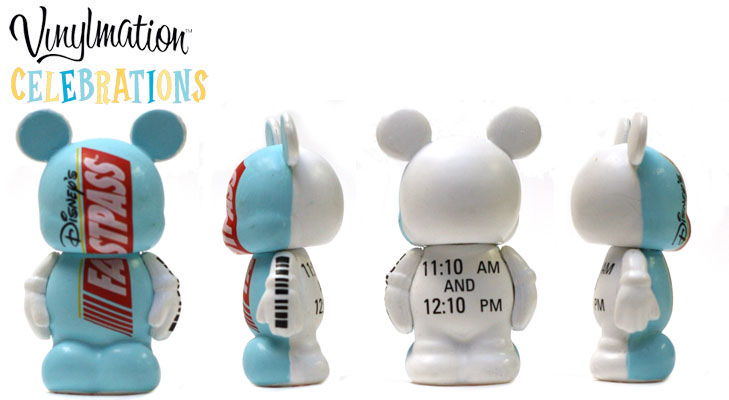 Vinylmation Open And Misc Celebrations Jr Fast Pass