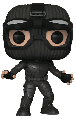 Funko Pop! Marvel Spider-man (Stealth Suit & Goggles Up)