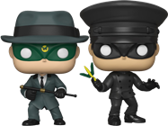 Funko Pop! Television The Green Hornet & Kato