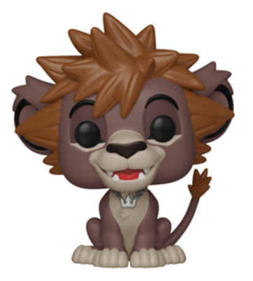 Funko Pop! Games Sora (Lion Form)