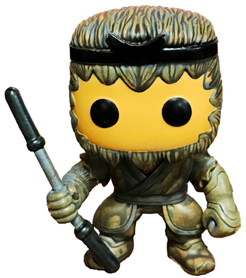 Funko Pop! Asia Monkey King (Rock)