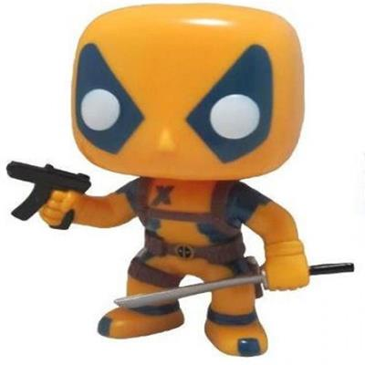 Funko Pop! Marvel Deadpool (Orange)