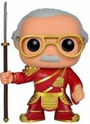 Funko Pop! Asia Stan Lee (Guan Yu) - Red