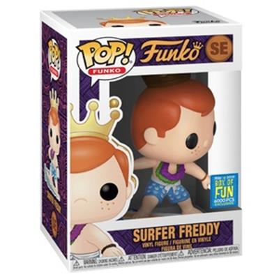 Funko Pop! Freddy Funko Surfer Freddy