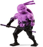 Kid Robot TMNT x Kidrobot Donatello (Black)